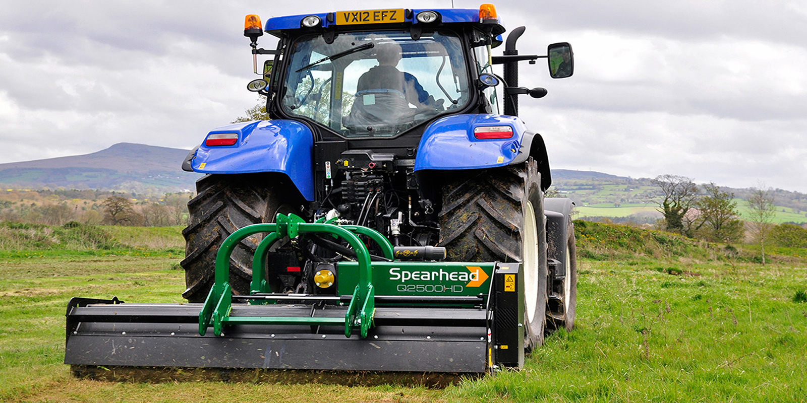 Fairways Hire | Grass Cutting Flails | Solihull